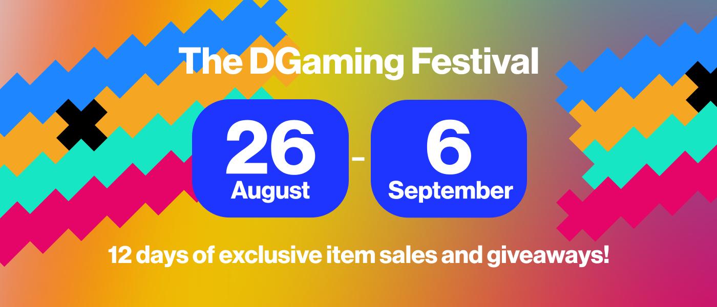 dgaming festival